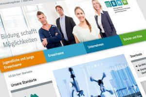 BNW – Online präsent