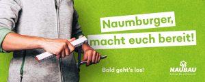 NAUBAU – Corporate Design für einen Bau- und Gartenmarkt in Naumburg an der Saale